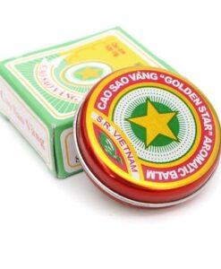 Golden Star Aromatic Balm