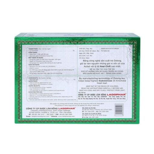 Actiso Ladophar Fresh Premium Tea Bag 2
