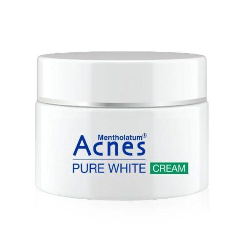 Mentholatum Acnes Pure White Cream