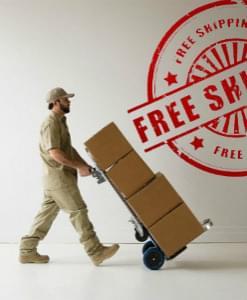 Livraison gratuite et vendu comme ensemble