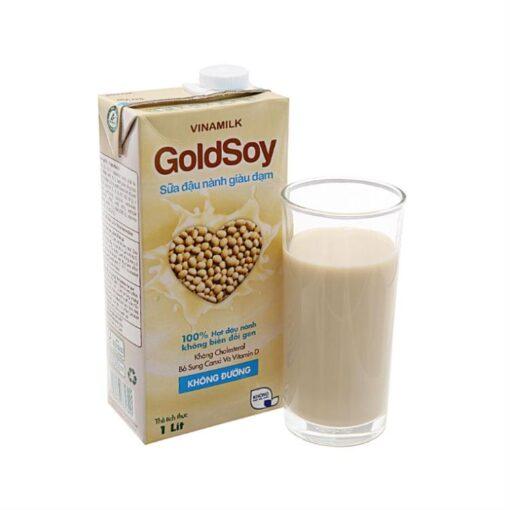 Goldsoy No Sugar Soy Milk