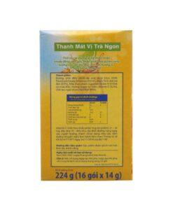 Lipton Ice Tea Lemon Flavor 1
