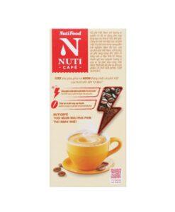 Milk Hot Coffee Fresh NUTICAFÉ 1