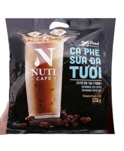 Milk Ice Coffee NUTICAFÉ