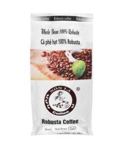 Non La Whole Bean Robusta