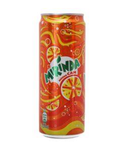 Orange Flavor Mirinda Soft Drink