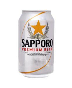 Sapporo Premium Beer Japan