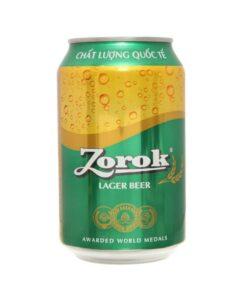 Zorok Lager Premium Beer