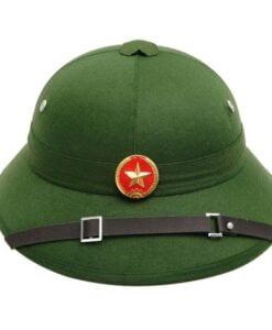 Casque de l'armée vietnamienne