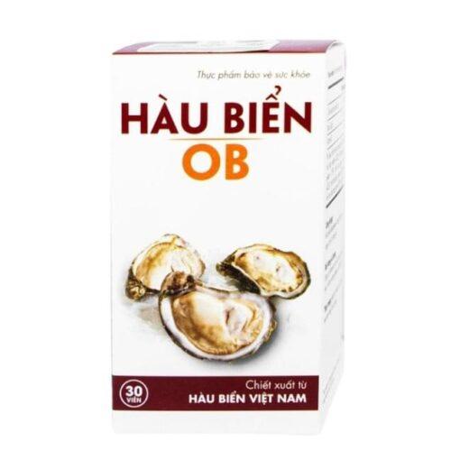 OB Sea Oysters